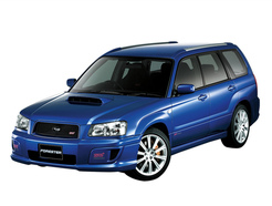 Forester II (SG) 2003-2008 пр.руль